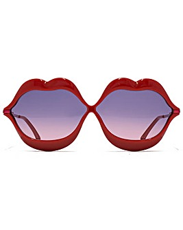 Wildfox Lip Service Sunglasses
