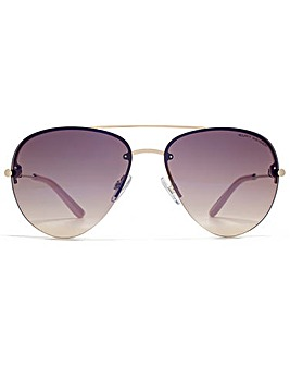 Kurt Geiger Fine Aviator Sunglasses