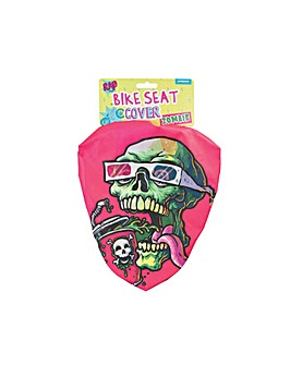 Zombie Bike Seat Cover