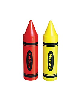 Condiment Crayons