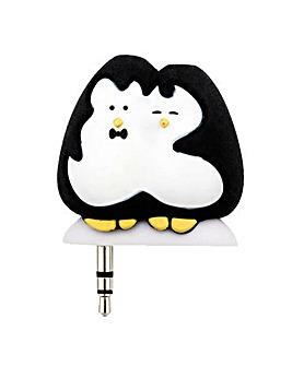 Headphone Splitters - Penguins
