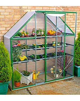 Space Saver Greenhouse