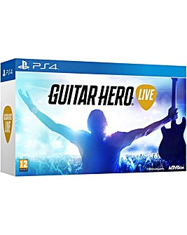 Guitar Hero Live  Guitar Controller PS4