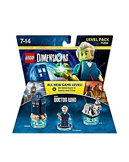 Lego Dimensions Level Pack - Dr Who