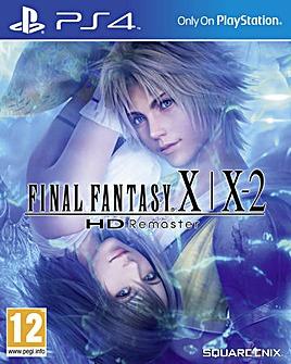 Final Fantasy XX-2 HD Remaster PS4