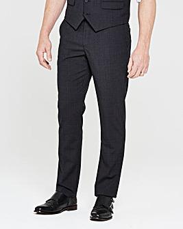 Flintoff By Jacamo Slim Suit Trousers L