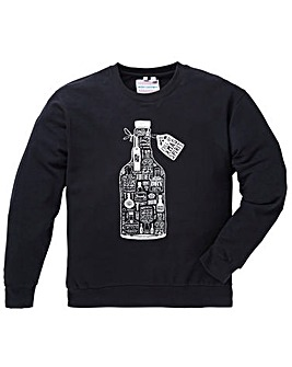 Jacamo Yule Sweatshirt Long