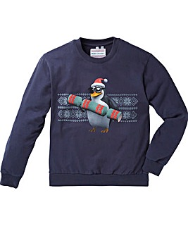 Jacamo Blitzen Sweatshirt Long