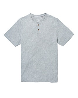Capsule Grey Grandad T-Shirt Regular