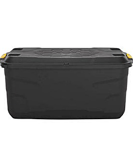 145 L Heavy Duty Storage Trunk on Wheels