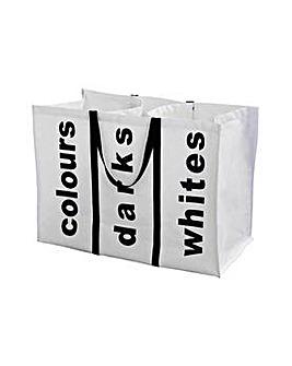 Laundry Bag - White
