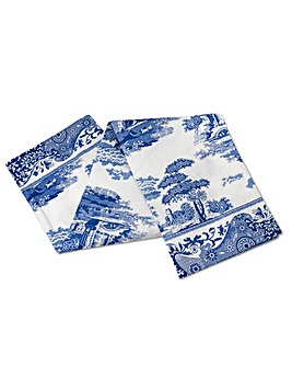 Blue Italian Tea Towel