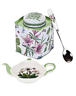 Botanic Garden Three Piece Tea Set