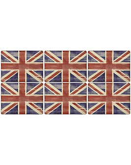 Pimpernel Union Jack Placemats