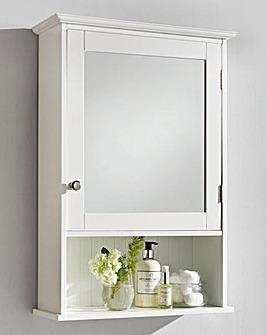 New England Mirror Cabinet
