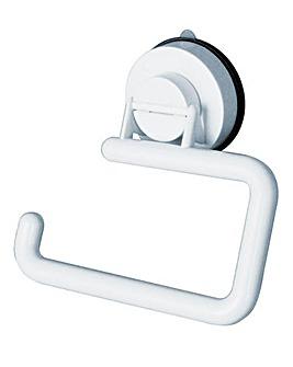 Gecko Toilet Roll Holder White