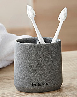 Resin Toothbrush Holder