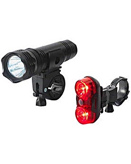 Uni-Com Cree Front Light & Rear Set.