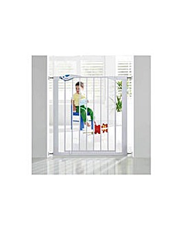 Lindam Easy-Fit Plus Deluxe Safety Gate.
