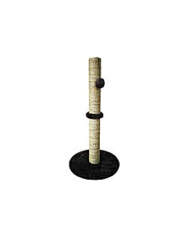 Extra Tall 72cm Seagrass Scratch Post.