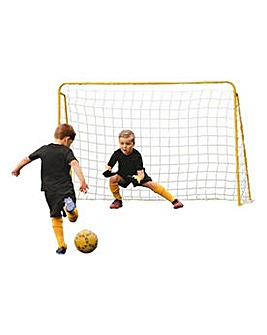Steel 5ft Premier Football Goal
