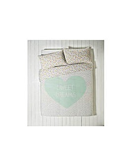Sweet Dreams Bedding Set - Single.