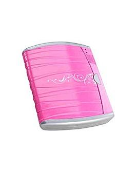 Girl Tech Password Journal - Pink.