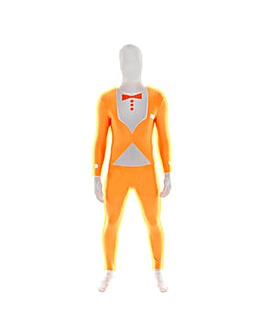 Morphsuit Fluro Tux Orange