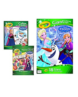 Crayola Disney Frozen Colouring Pack