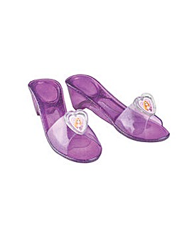 Disney Tangled Rapunzel Jelly Shoes