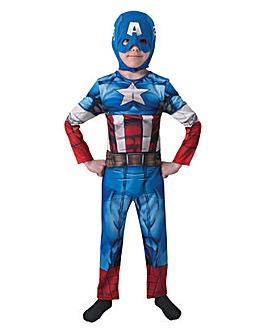 Boys Avengers Assemble Captain America