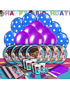 Doc McStuffins Ultimate Party Kit