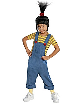 Despicable Me Girls Agnes Costume