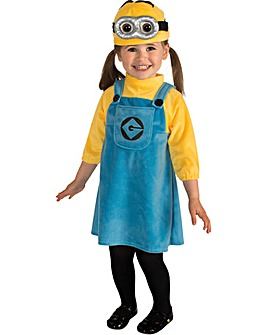Despicable Me Toddler Girl Minion