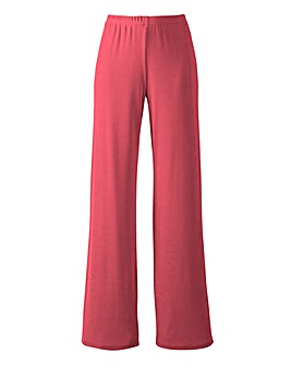 Classic Leg Slinky Trousers Length 29in