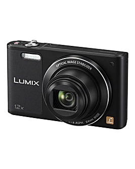 Panasonic DMC-SZ10 Camera Black
