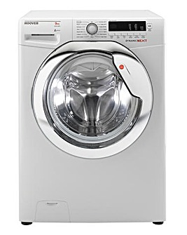 Hoover 9kg 1400rpm Washer White