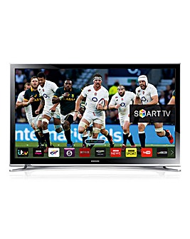 Samsung 32 Inch Smart LED TV Black