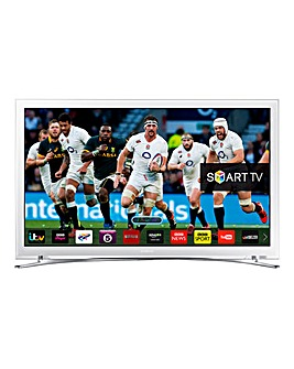 Samsung 32 Inch Smart LED TV White
