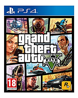 GTA V PS4 Game