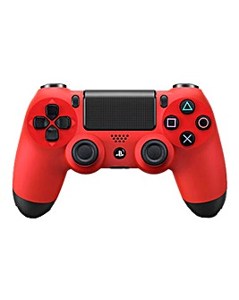 PS4 Dual Shock 4 Controller Red