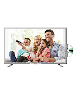 Sharp 32in LED/DVD Combi White TV