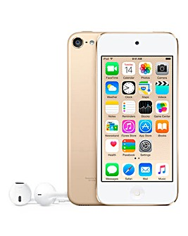 Apple iPod Touch 32GB Gold -6th Gen July