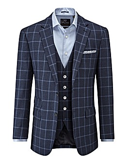 Skopes Olsen Navy Check Jacket