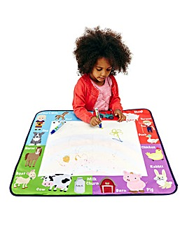 Crafty Little Kidz Water Magic Mat Set