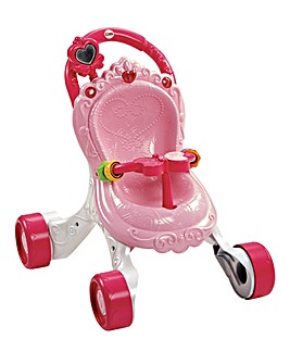 Fisher-Price Infant Princess Walker