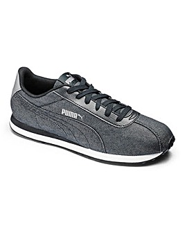 Puma Turin Denim Mens Trainers