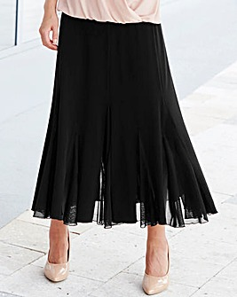 Nightingales Mesh Skirt
