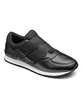 JCM Sports T&C Strap Trainers EW Fit