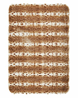 Luxury Faux Fur Lynx Rug